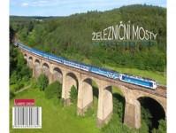 Literatura 69078 diář 2021 - Železniční mosty