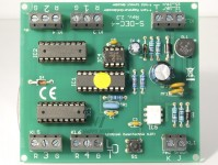 Littfinski Daten Technik 910212 dekodér elektromagnetického příslušenství DCC