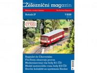 Železniční magazín 7/2020