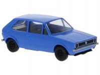 Brekina 25537 VW Golf I modrý