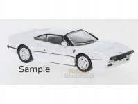 Brekina PCX870043 Ferrari 288 GTO bílé