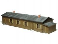 SDV 6004 Dřevěná chata pro stanoviště strážných oddílů