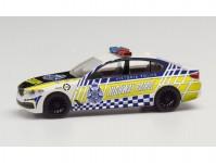Herpa 095655 BMW 5 Limousine Victoria Police