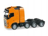 Herpa 304788-006 Volvo FH16 GL tahač 4-osý oranžový