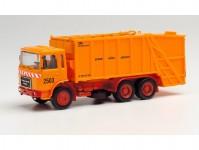 Herpa 311946 Roman Diesel popelářský vůz Sperr Müll Service