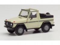 Herpa 420860 MB G-Modell Cabrio béžový