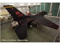 Herpa 571098 F-16C USAF 64 Aggresor Sqd Wraith
