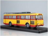 Herpa 83SSM4041 Škoda 9tr žlutý / červený
