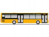 Rietze 72742 MAN Lion 20s City Dresdner Verkehrsbetriebe