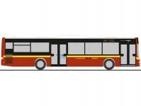 Rietze 72743 MAN Lion's City Autobetrieb Sernftal (CH)