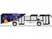 Rietze 73039 Solaris Urbino 12 2014 Stadtbus Goslar - Harz Energie