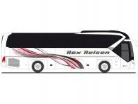 Rietze 73824 Neoplan Tourliner 2016 Rex Reisen Wegberg