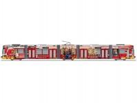 Rietze STRA01077 Duewag 6MGT RNV - Feuerwehr Mannheim
