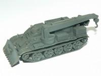 Pavlas 5300S tank T-55 TK jeřáb Armáda NDR stavebnice