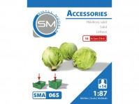 Small Models 065 hlávkový salát (10ks)