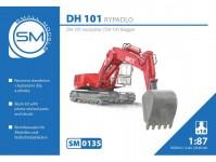 Small Models 0135k DH 101 rypadlo