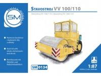 Small Models 0134k stavostroj VV 100/110 stavebnice