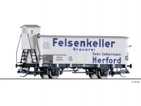 Tillig 17924 chladírenský vůz Felsenkeller Brauerei Herford DRG II.epocha