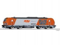 Tillig 04853 dieselová lokomotiva 247 902 Rail Transport Service Germany GmbH VI.epocha
