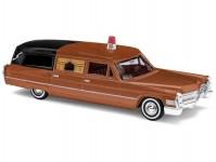Busch 42924 Cadillac1966 pohřební