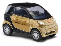 Busch 46184 Smart Fortwo 07 Roncalli