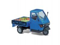 Busch 48496 Piaggio Ape 50 s nákladem ovoce