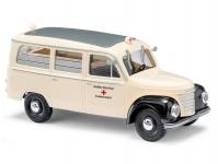 Busch 51260 Framo V901/2 bus Německá červený kříž