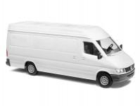 Busch 60252 stavebnice MB Sprinter 95 bílý