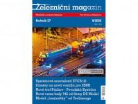 Literatura zm2009 Železniční magazín 9/2020