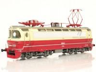 Techimage 87010 elektrická lokomotiva S 489.0020 Laminátka ČSD DCC se zvukem