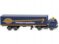Wiking 95003 MB kontejnerový návěs ASG