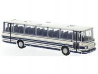 Brekina 59252 MAN 750 HO bílý/tmavě modrý 1967