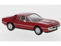Brekina PCX870073 Alfa Romeo Montreal červená 1970