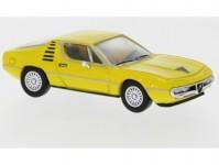 Brekina PCX870074 Alfa Romeo Montreal žlutá 1970