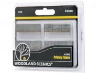 Woodland Scenics A2995 dřevěná hradba