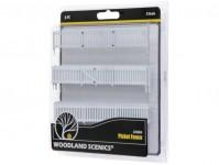 Woodland Scenics A3004 plaňkový plot