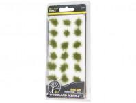 Woodland Scenics FS771 středně zelené chomáčky trávy