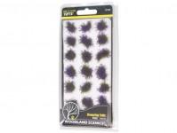 Woodland Scenics FS772 chomáčky trávy s fialovými květy