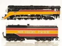 Bachmann 53102 GS4 4-8-4 Southern Pacific Daylight #4436 Billbrd Lettering