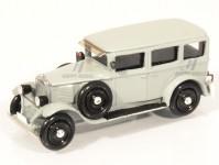 Modelauto 87493s Walter Standard 6 limuzína 1933 šedý
