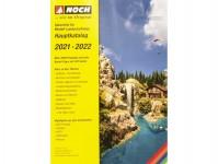 Noch 72211 katalog NOCH 2021/2022 německy bez cen