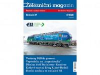 Literatura zm2010 Železniční magazín 10/2020