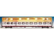 Roco 40360 univerzální osvětlení pro 4-osé vozy H0