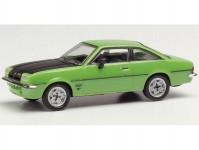Herpa 024389-006 Opel Manta B zelený