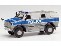 Herpa 095785 ATF Dingo 2 Polizei