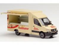Herpa 095877 MB Sprinter 2013 Bäckerei Nussbaumer