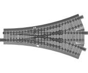 Roco 61160 výhybka trojcestná H0